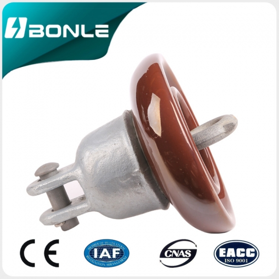 Wholesale Porcelain Suspension Disc Insulator 52-1
