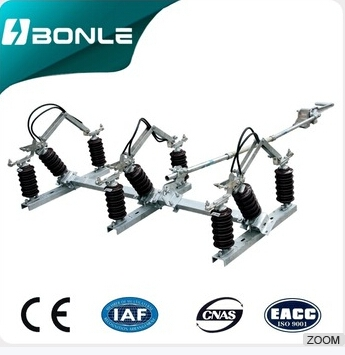 Top quality high-voltage isolator switch made in China BONLE