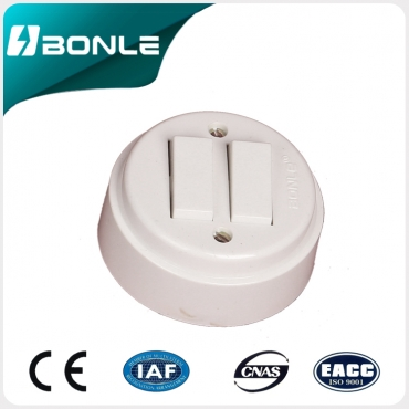 Electrical plug and socket