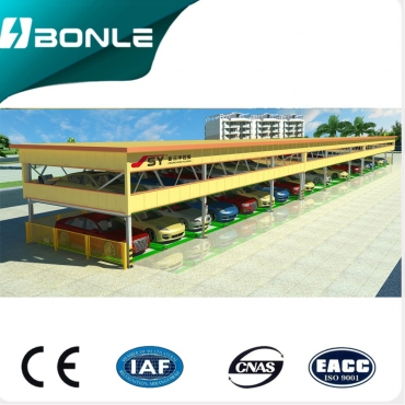 Minus-One Lift-Sliding System Parking Sysdem Parking Lift BONLE