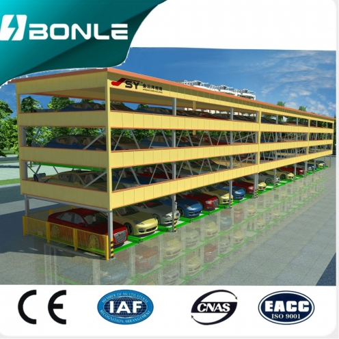 Minus-Two Lift-Sliding System Parking System Parking Lift BONLE