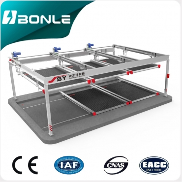 2 Layer Lift Sliding Mechanical Parking System