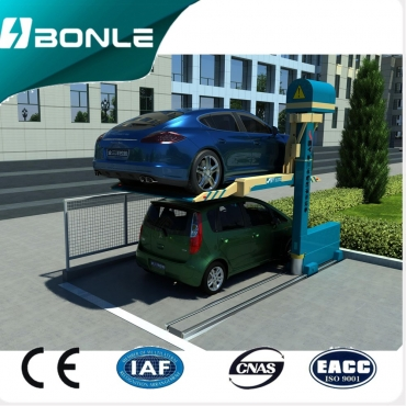 No Aviodance Mechanical Parking System Parking Lift BONLE