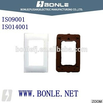 BL009 hot sell plastic wall switch BONLE
